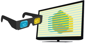 Passive-3d-tv-technology
