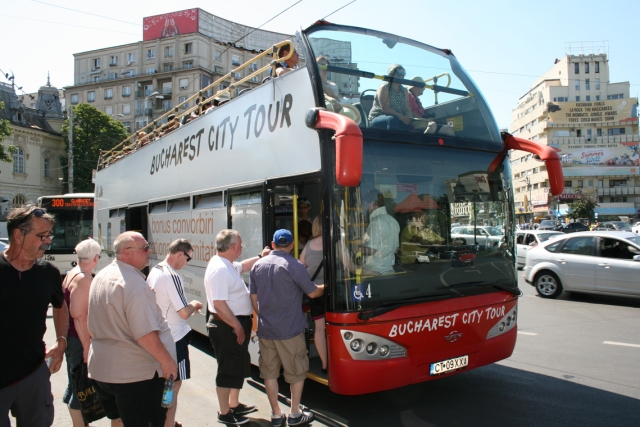 bucharest bus)