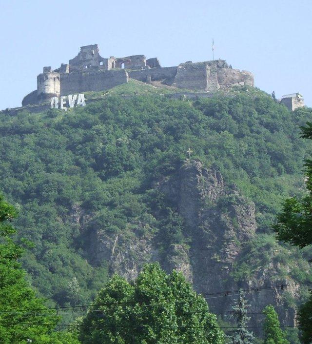 Deva_Citadel,_Romania