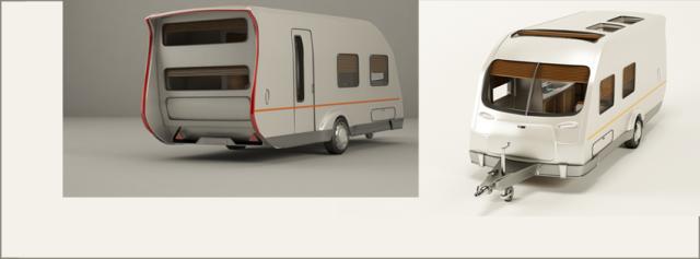 Tracia caravan