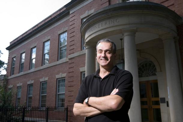 Adrian Bejan of Engineering.